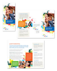 free church brochure templates for microsoft word church youth ministry tri fold brochure template