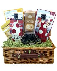 picnic gift basket build a basket lolea sangria picnic basket