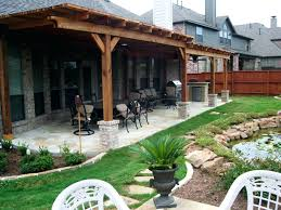 Detached Covered Patio patio ideas back patio designs houses covered back patio ideas