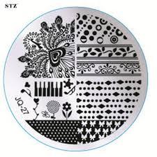jq 27 image plate meliney nail art supplies