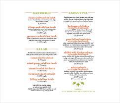 banquet menu template cream formal banquet invitation banquet