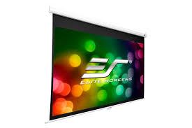 manual srm series manual projection screens elite screens