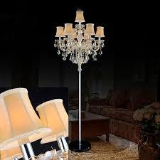 Quality Floor Lamps Crystal Floor Lamp Living Room Modern Floor Lamps Bedroom Led