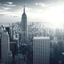 empire state building wallpaper wall mural wallsauce usa empire state building wall mural photo wallpaper