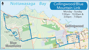 Transit Maps Of The World by Town Of Collingwood Live Work And Play