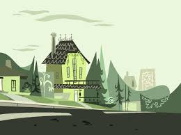 foster s home for imaginary friends image result for foster mansion for imaginary friends background