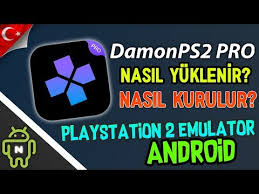 playstation 2 emulator for android damonps2 pro ps2 emulator nasil yüklenir kurulum playstation