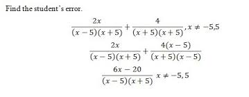 adding and subtracting rational expressions worksheet pdf with