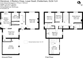 4 bedroom detached house for sale in rectory close lower swell