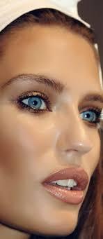 maquillage mariage yeux bleu les 25 meilleures idées de la catégorie maquillage yeux bleus sur