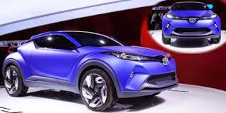 latest toyota toyota launches the latest compact suv in 2016 automotive and hobby