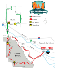 Colorado Convention Center Map by Course Icon Eyecare Tour Of The Moon