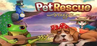 pet rescue saga apk pet rescue saga 1 137 10 mod apk uptodown apps
