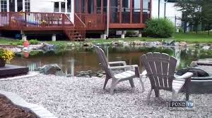 Backyard Swimming Ponds - building a natural swimming pond youtube