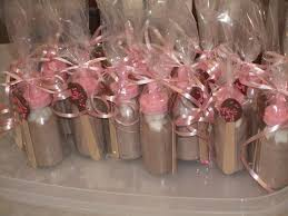 Baby Shower Bottle Favors Pink Baby Shower U2026part 1