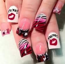 16 easy manicure ideas for valentine u2013 simple u0026 beauty new home