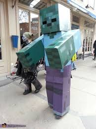 Minecraft Enderman Halloween Costume 25 Minecraft Costume Images Minecraft Costumes