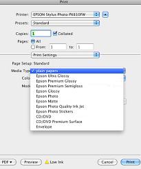 epson artisan luster paper profile printers and printing forum