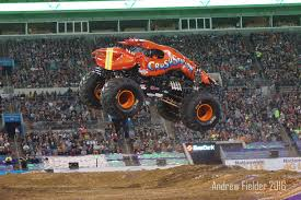 monster truck jam nj team news crushstation the monstah lobstah bottom feeder