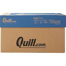 8 5 x 11 a4 letter size 20 lb copy paper by the carton 10 reams