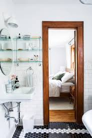 how to incorporate bathroom storage without a vanity the happy tudor