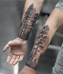 best 25 forest tattoos ideas on tree tattoos forrest