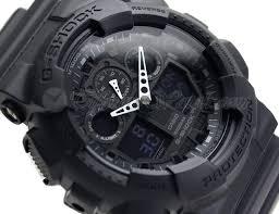 Jam Tangan G Shock Pria Original jam tangan original casio g shock ga 100 1a1dr jual jam tangan