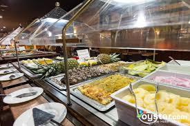 buffet restaurant at the magic aqua rock gardens oyster com