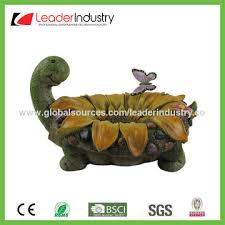 Statue For Garden Decor China 2017 Beautiful Snail With Butterfly Bird Bath Garden Statue