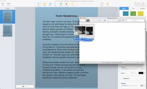 how to change the background color of an apple pages document in