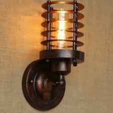 Copper Wall Sconce Lights 8 U0027 U0027 Height Antique Copper 1 Light Mini Wall Sconce With