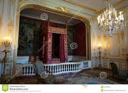chambre d h es chambord chambre à coucher de luxe de château de château de chambord photo