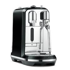 nespresso coffee buy the creatista nespresso coffee machine steamer