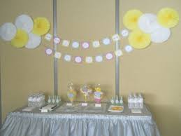 simple baby shower decorations simple baby shower ideas ideas house generation
