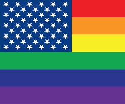 Rainbow Pride Flag Wall26 Com Art Prints Framed Art Canvas Prints Greeting