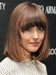 longer hairstyles with bangs for women over 4 40 full fringe bangs hair be full of yourself with a great bangin