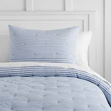 Striped Comforter Blue And White Striped Bedding Navy And White Striped Duvet Cover