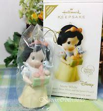 snow white ornament hallmark ebay