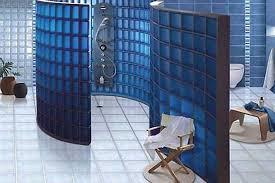glass block bathroom ideas gorgeous glass block bathroom with glass block wall design ideas