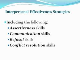 Lmsw Resume 79 Best Interpersonal Effectiveness Dbt Images On Pinterest