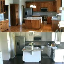 cost kitchen cabinets painted including of your