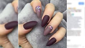 nagellack designs gepflegt und edel schachmatt die schönsten nagellack designs für