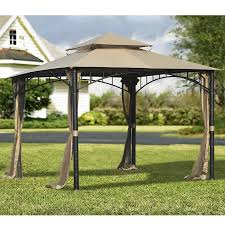 gazebo mosquito netting sunjoy replacement mosquito netting for madaga gazebo reviews