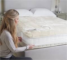 dreamland faux fur heated mattress protector u2013 dreamland