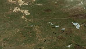 Fort Mcmurray Alberta Canada Map by Satellite Pics Show Fort Mcmurray Under Attack From U0027the Beast U0027