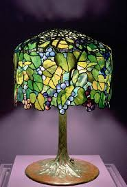 Louis Comfort Tiffany Stained Glass The Lamps Of Tiffany Highlights From The Egon And Hildegard