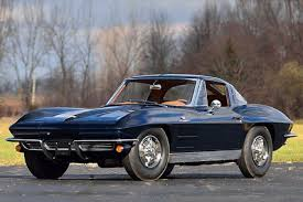 z06 corvette price 1963 z06 corvette brings big bucks at kissimmee auction update