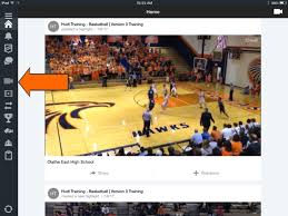 Record by Record And Upload From The Hudl App Hudl Support