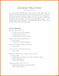 resume exles for hairstylist inspiring printable salon manager resume exles sles spa sle