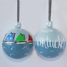 nantucket ornaments blue beetle